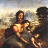 Мадонна с Младенцем и святой Анной
