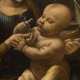 Мадонна с Младенцем (Мадонна Бенуа)