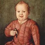 Портрет Джованни Медичи ребёнком