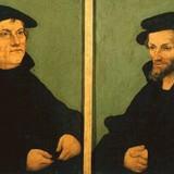 Портрет Мартина Лютера и Филиппа Меланхтон
