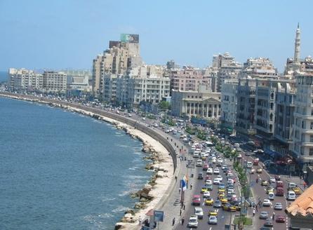 фото александрия египет