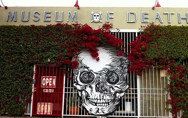 музей смерти в лос-анджелесе фото экспонатов