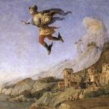 Персей освобождающий Андромеду