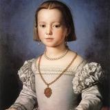 Портрет Бии Медичи