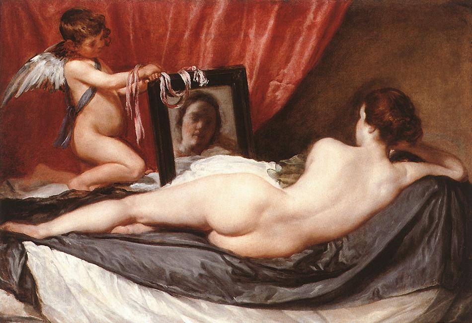 an analysis of the rokeby venus by diego velazquez Painting analysis essay examples an analysis of the rokeby venus by diego velazquez 861 words 2 pages an analysis of the painting las meninas by diego velazquez.