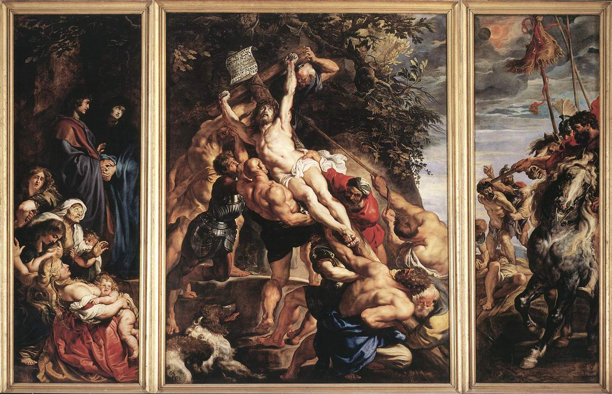 a comparison of the baroque art pieces made by rembrandt and rubens The art of the late baroque period in the netherlands changed from that of rembrandt there was more of an interest in meticulously painted scenes with a number of details that show middle class dutch wealth and power.