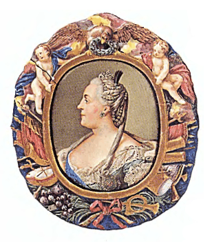 Екатерина II повелела приобретать картины для Эрмитажа по всей Европе