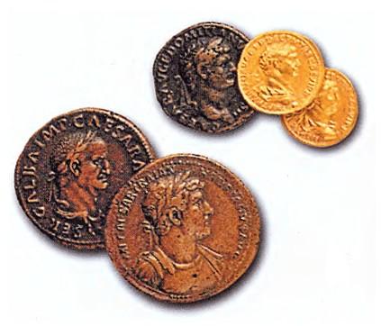 Монеты из коллекции кардинала Ришелье