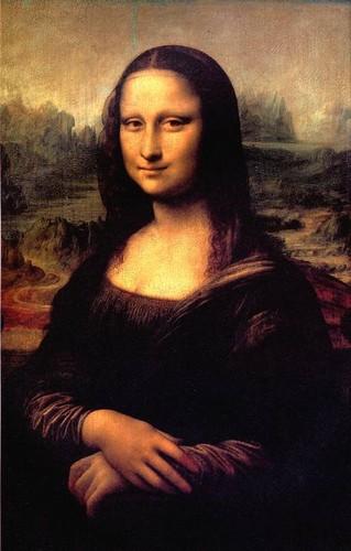 Леонардо да Винчи - «Джоконда»
