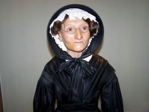Восковая фигура мадам Тюссо