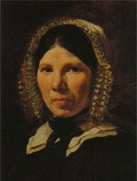 Портрет служанки Женни Ле Гулю
