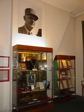 Один из залов музея Ордена Освобождения