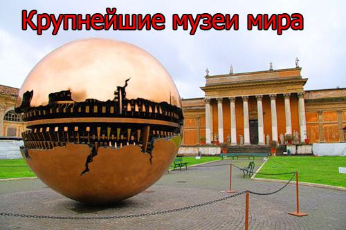 Реферат необычные музеи мира 2056