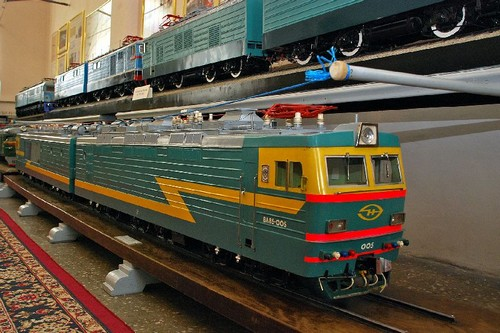 Модель поезда