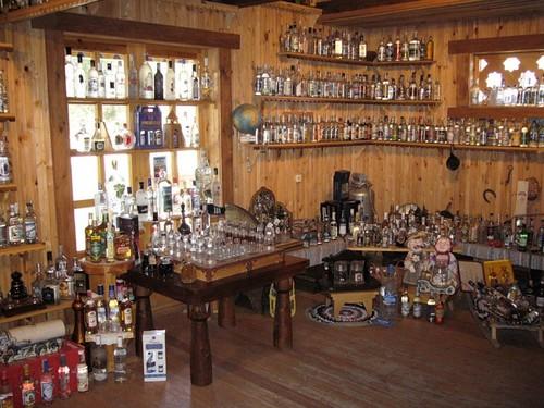 Музей русской водки - один из залов