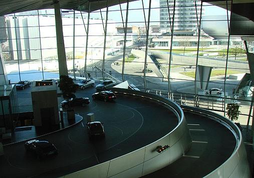 Верхний этаж музея