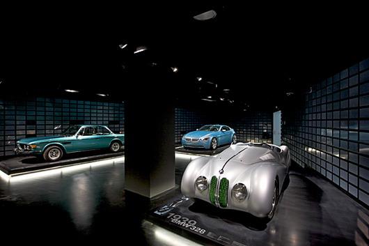 Старинные модели BMW