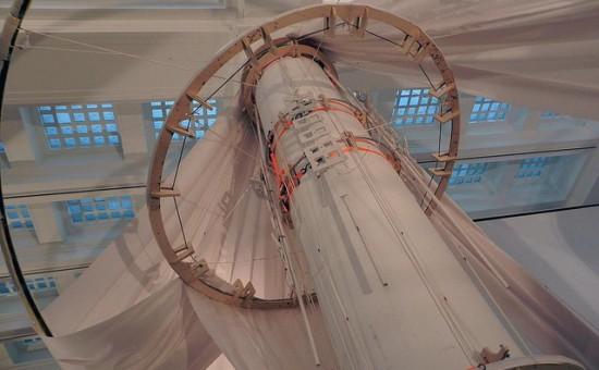 Снизу вверх по Бруклинскому музею