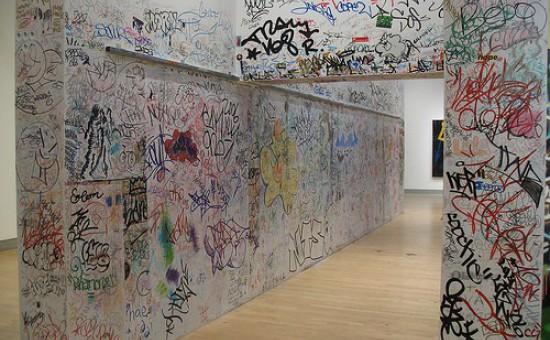 Стены в росписях