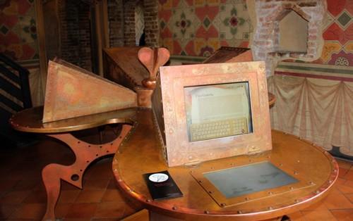 Компьютер для сообщений Ромео и Джульетте