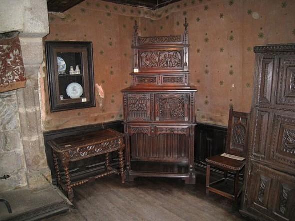 Музей Тифены - одна из комнат