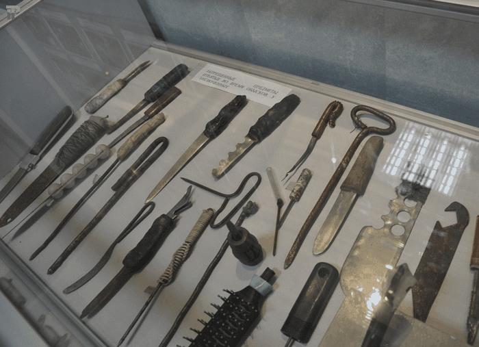 Изделия заключенных