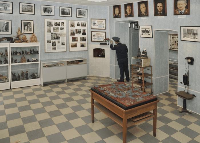 Одна из комнат музея «Кресты»