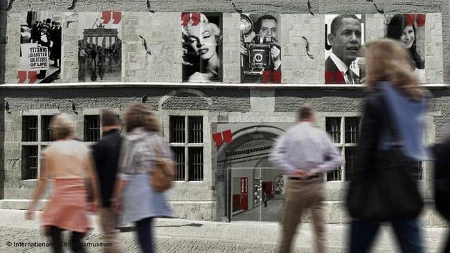 Здание музея газеты - Аахен