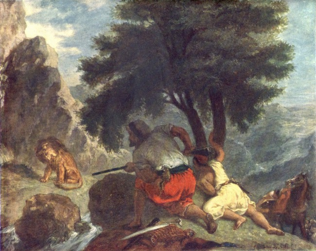 the life and work of eugene de la croix The massacre at chios by eugene delacroix if there is any quality in the execution of the work, it will be a way to distinguish myself however.