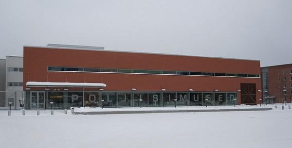 Музей полиции в Тампере, Финляндия