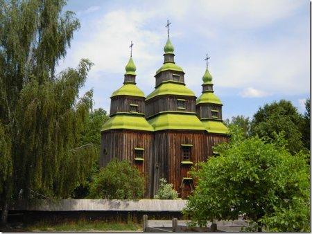 Действующая церковь