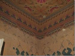Потолок мавританской комнаты