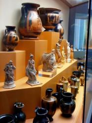Керамика в одесском археологическом музее