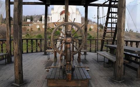 Музей морских катастроф, Украина, Малореченское