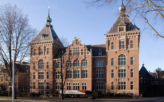 Здание музея тропиков, Амстердам