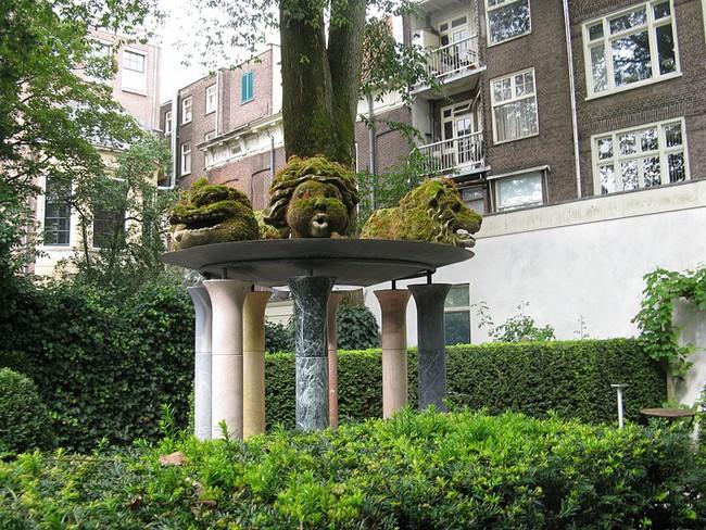 Сад музей библии, Амстердам