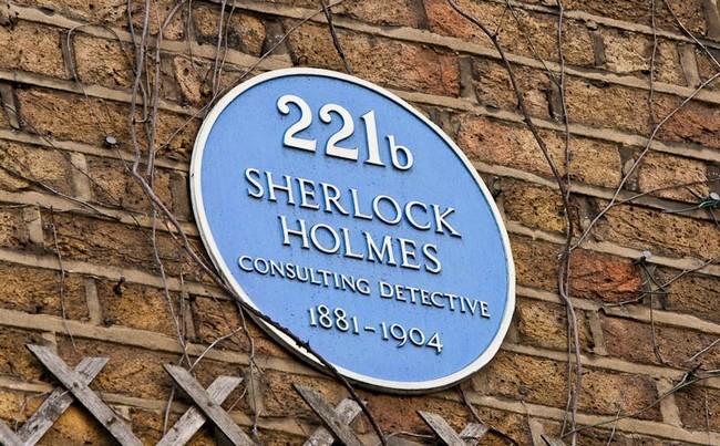 Номер дома, в котором жил сыщик Холмс