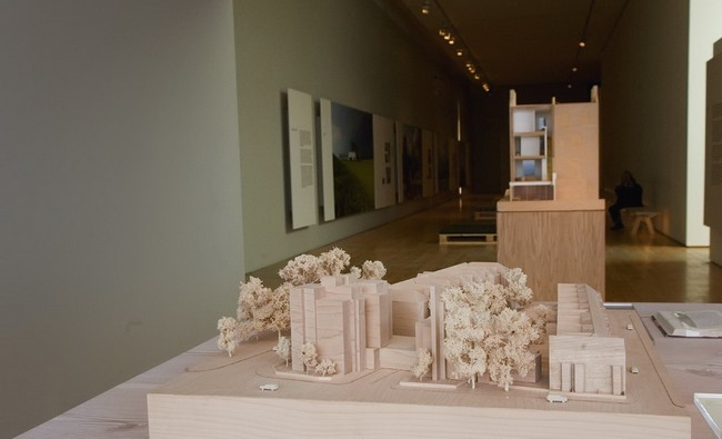 Центр образования в лондонском музее дизайна
