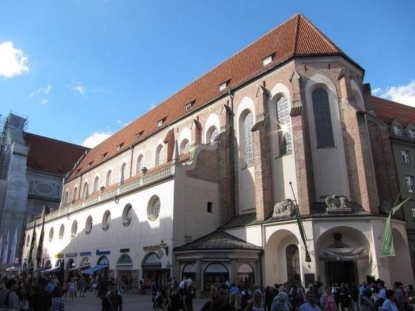 Музей охоты и рыболовства, Мюнхен