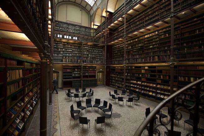 Библиотека Рейксмузеума