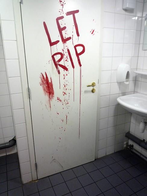 Вход в подземелье ужасов