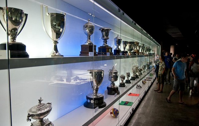 Трофеи клуба