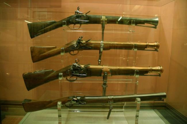 Коллекция ружей