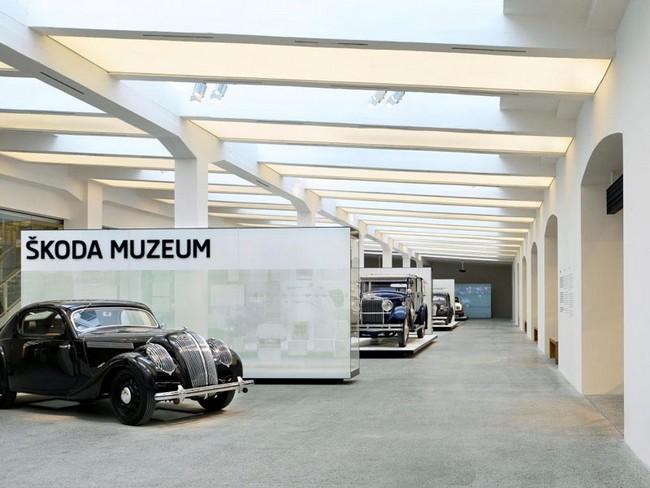 Музей Шкоды в Чехии, Млада-Болеслав