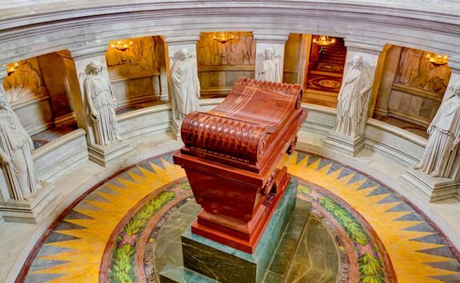 гробница императора Наполеона Бонапарта