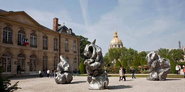 Музей Родена в Париже, Франция