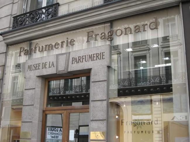 """Музей духов """"Фрагонар"""", Париж, Франция"""