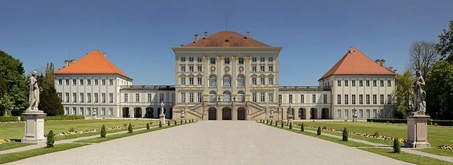 Замок Нимфенбург, Мюнхен, Германия