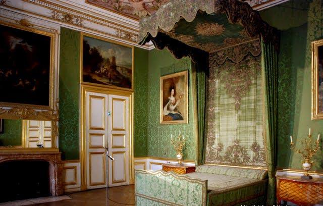 Спальная комната супруги курфюрста