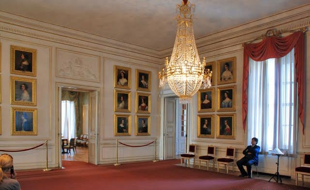 Галерея красоты короля Людвига